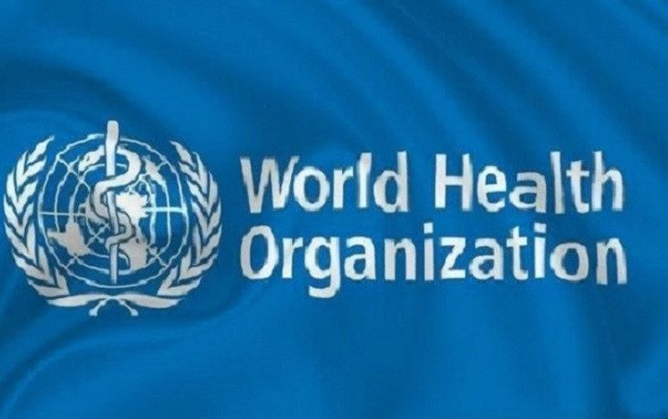 Ilustrasi World Health Organization atau WHO.
